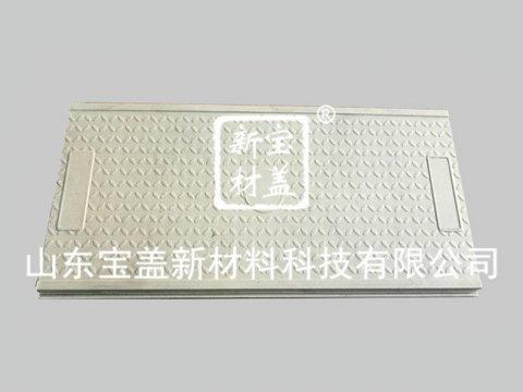 扣槽型电缆沟盖板