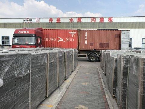 电缆沟盖板生产厂家